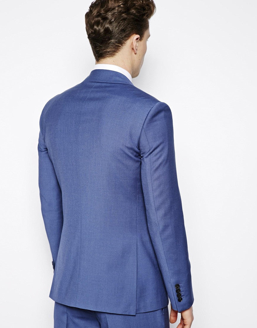 Blue Suit Jacket Regular Thumbnail