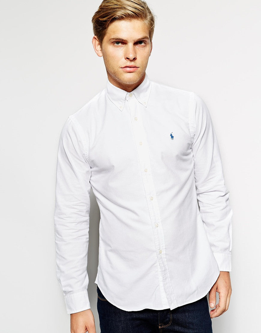 Oxford Shirt Slim Fit