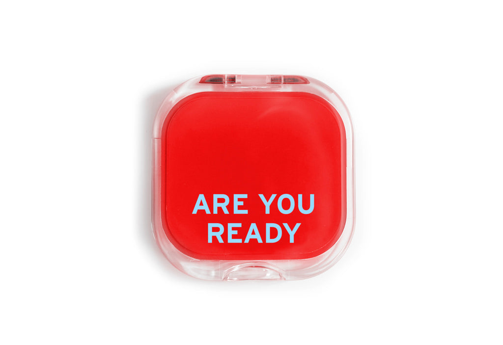"Knock Knock ""Are You Ready?"" Compact"