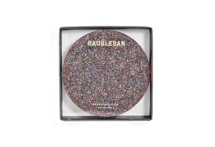 BaubleBar Sugar and Spice Coaster, Set of 4