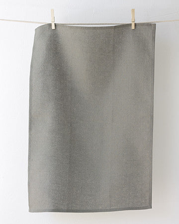 Granite Linen Tea Towel