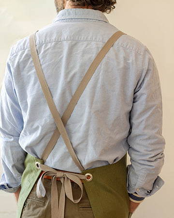 Kitchen Apron - Olive