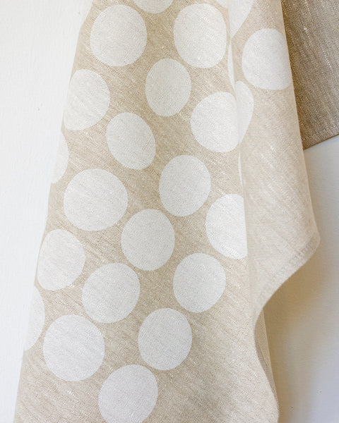 Moddot Tea Towel in Blanc
