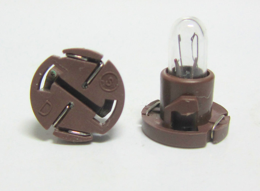 dash bulb  T4.2 Brown