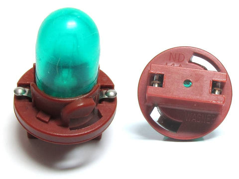 Wagner T10 light brown Socket with green cap