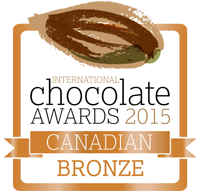Chocolate Awards Bronze