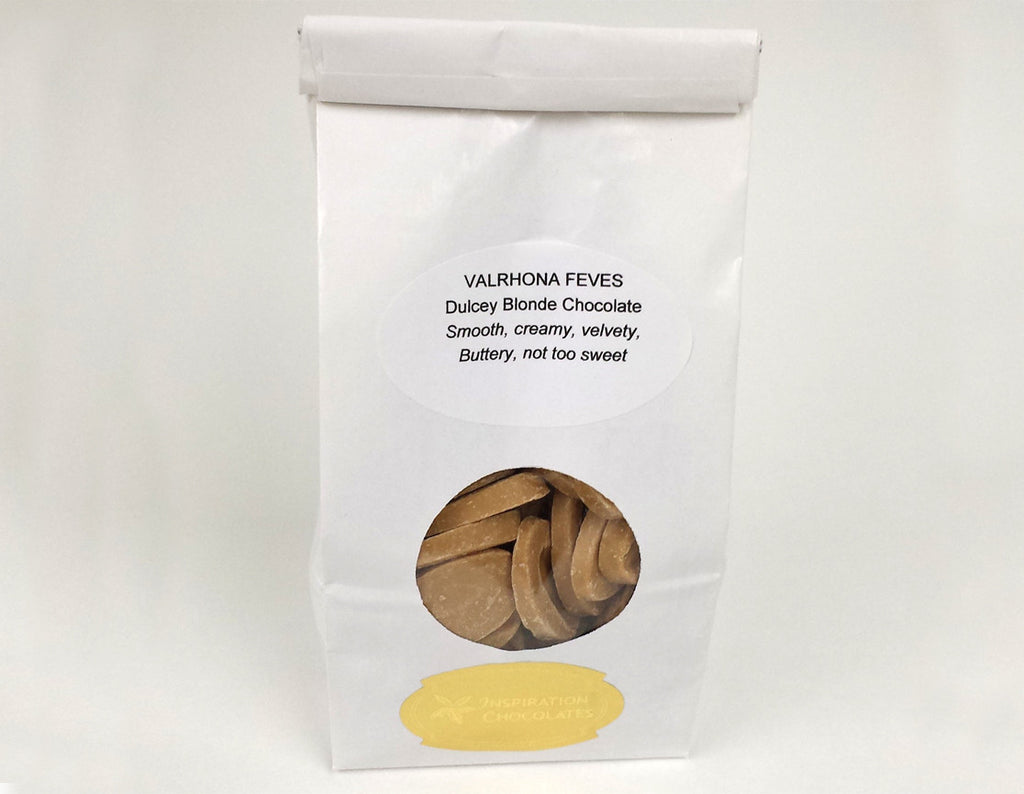 32% - Dulcey Blonde - VALRHONA Chocolate Bags