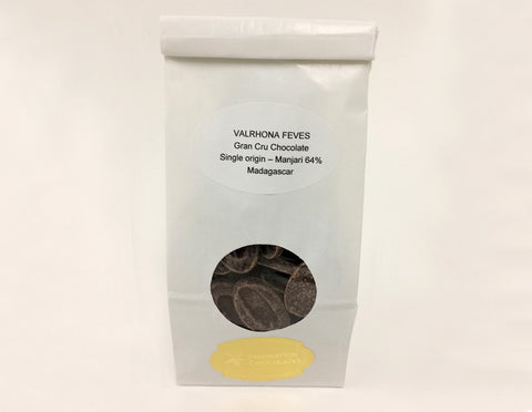 64% Single Origin - Grand Cru - Manjari - VALRHONA - Chocolate Bags