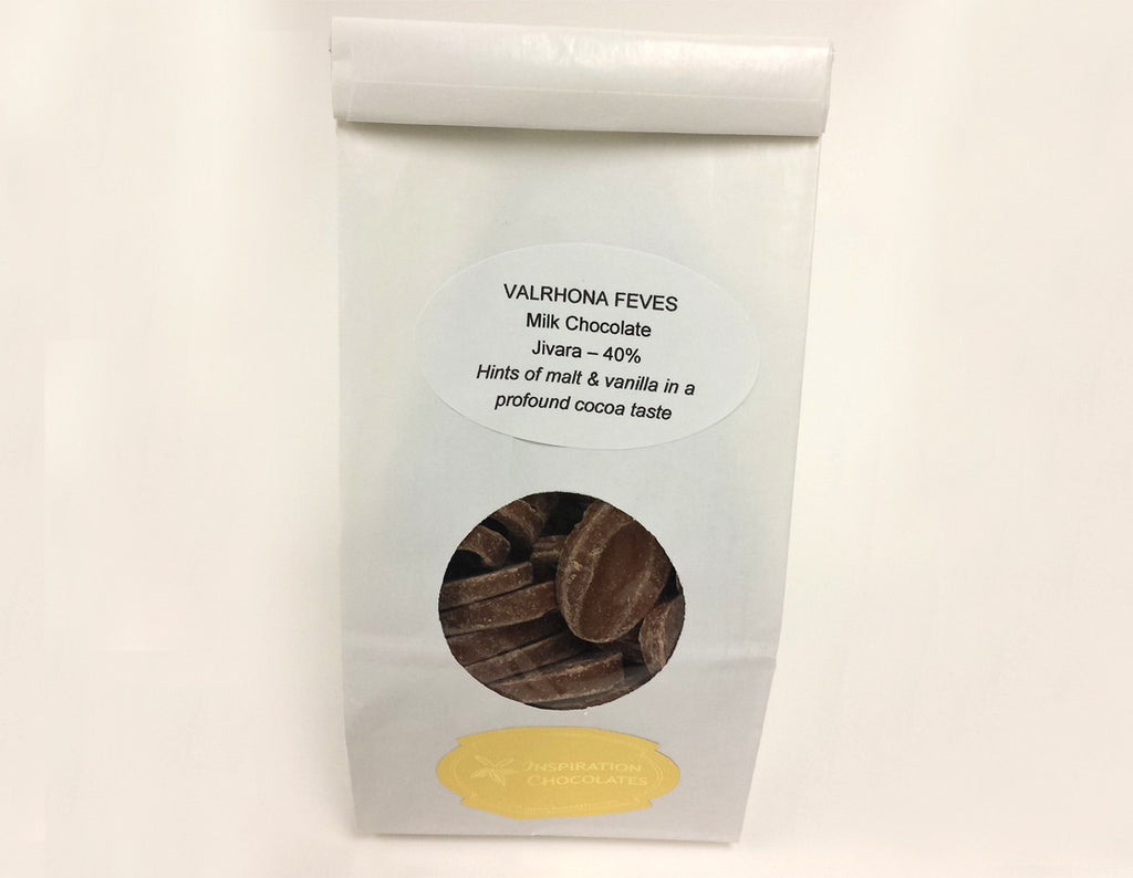 40% Milk Chocolate - Jivara - VALRHONA Chocolate Bags