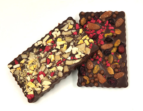 CRE-Ate-able Chocolate Bark