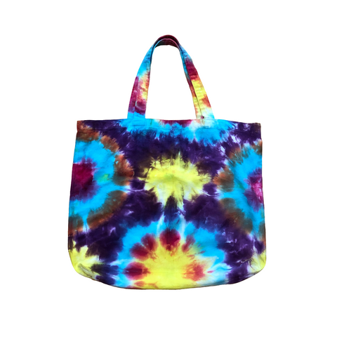 Tie Dye Tote Bag(Large)
