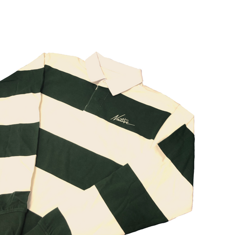 Striped Polo Rugby