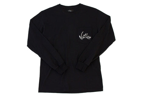 Frequencies long sleeve tee