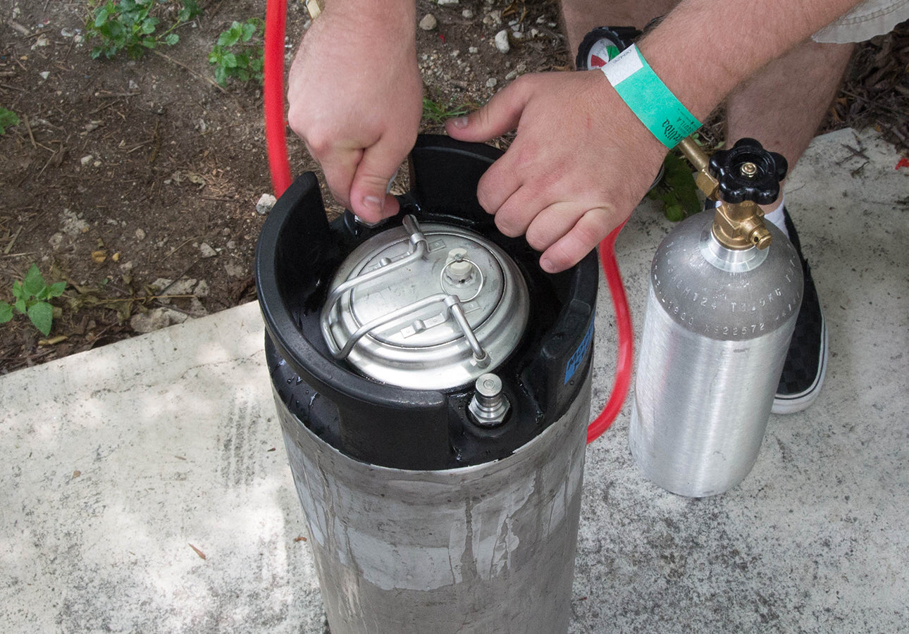 How To Keg A Cocktail Liber Co