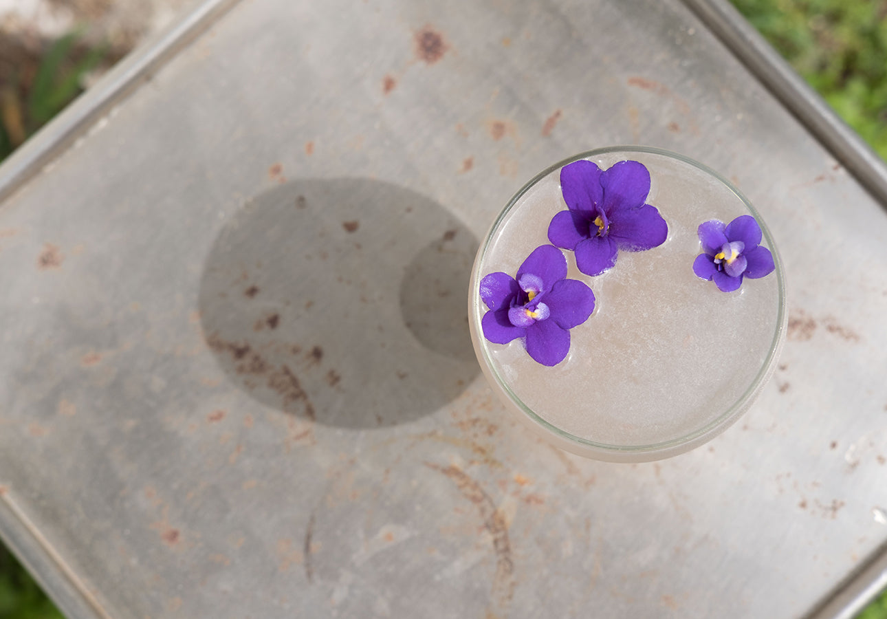 April Showers Bring Cocktail Flowers