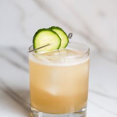 Irish Maid Cocktail