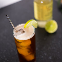 Espresso Tonic with Premium Tonic Syrup