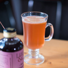 Planter's Toddy with Liber & Co. Real Grenadine