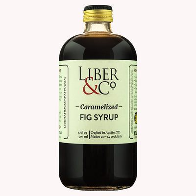 Caramelized Fig Syrup