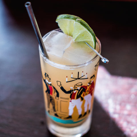 Washington mule cocktail