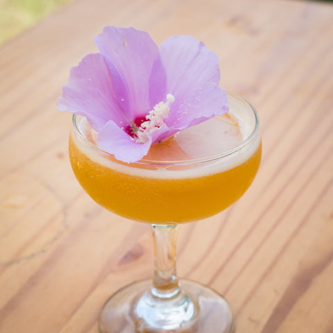 Tropical Storm Cocktail Recipe