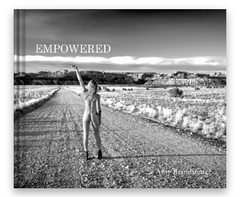 """EMPOWERED"" COFFEE TABLE BOOK- 38 pages"