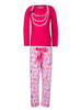 CHARLIE CHOE* Junior Girls Classic P.J Set ( 2x colors )