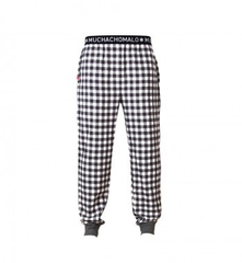 MUCHACHOMALO* Mens Plaid Lounge Pants