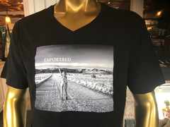 Empowered & Totem Mens V neck Shirts