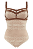 MARLIES DEKKERS* Earl Lagertha Vanilla Ice Body Suit