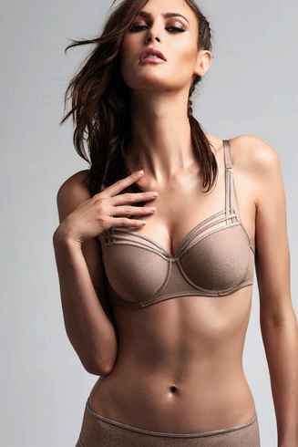 MARLIES DEKKERS* Maple Sugar Dame De Paris Balcony Bra