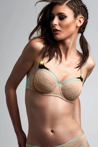 MARLIES DEKKERS* Kunochi Maple Sugar Balcony Bra