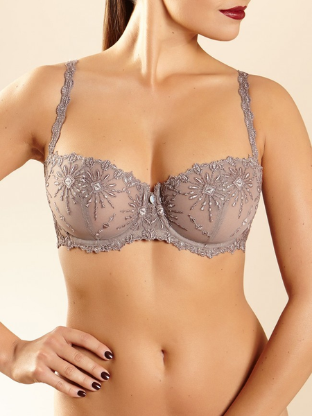Vendome Demi Bra 32-38, C-E Cups ( by U.K Sizing guildlines )