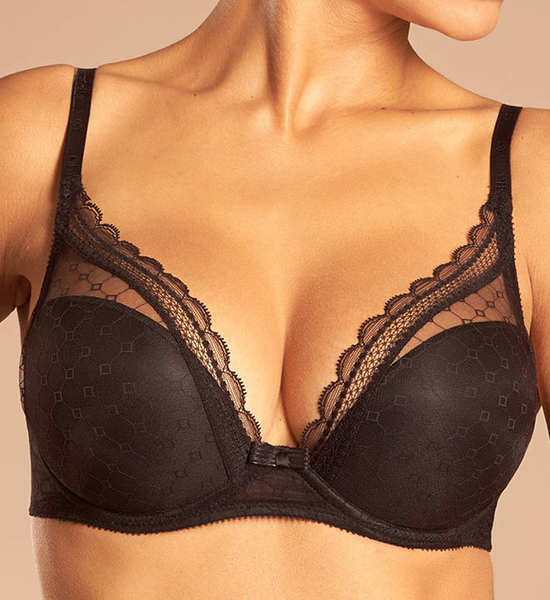 CHANTELLE LINGERIE* C Sexy Chic Push-Up Bra 30-40 Back sizes B-F Cups