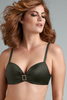 EMERALD LADY PADDED PUSH UP BRA