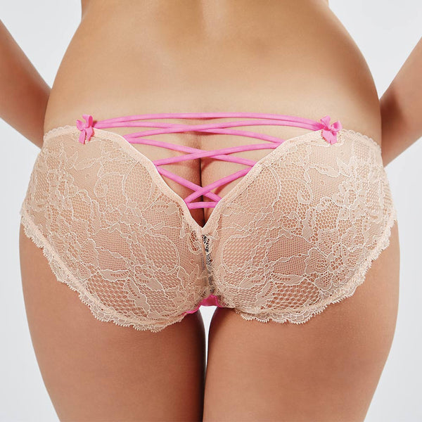 MIMI HOLLIDAY* TEASE ME CORSET KNICKERS