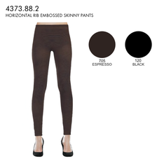 EMILIO* Footless Tights (2 Colors)
