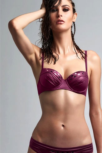 MARLIES DEKKERS* Sirah Plunge Balcony Swim Top