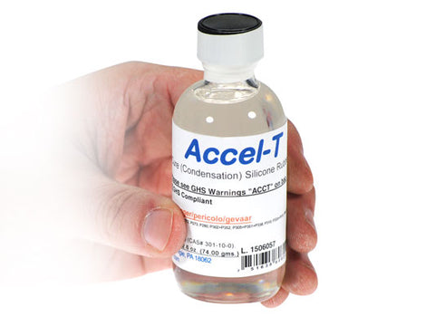 Accel-T¨ Tin Cure Silicone Accelerator