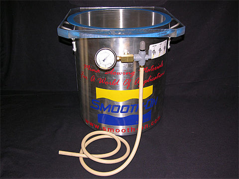 VACUUM CHAMBER - 5 GAL SIZE