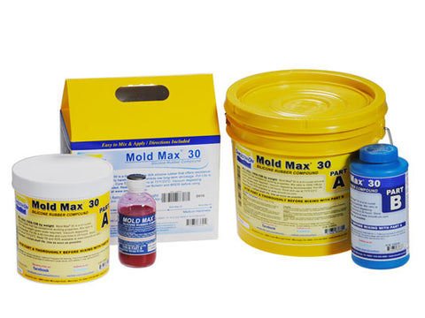 Mold Max Performance Silicone Rubber