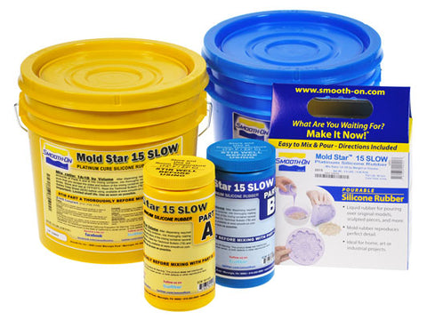 Mold Star® 15, 16 and 30