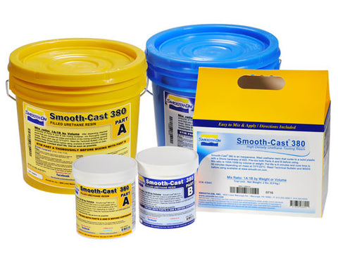 Smooth-Cast 380 - High Density Urethane Tooling Resin