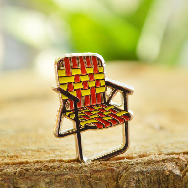 Camping Chair Pin