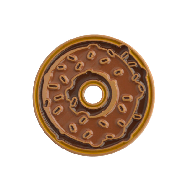 Maple Doughnut Pin