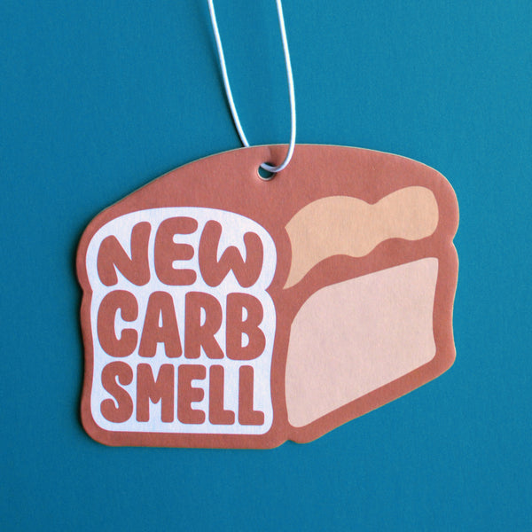 New Carb Smell Air Freshener