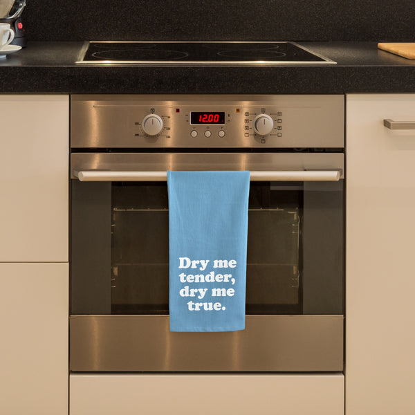 Dry Me Tender Tea Towel