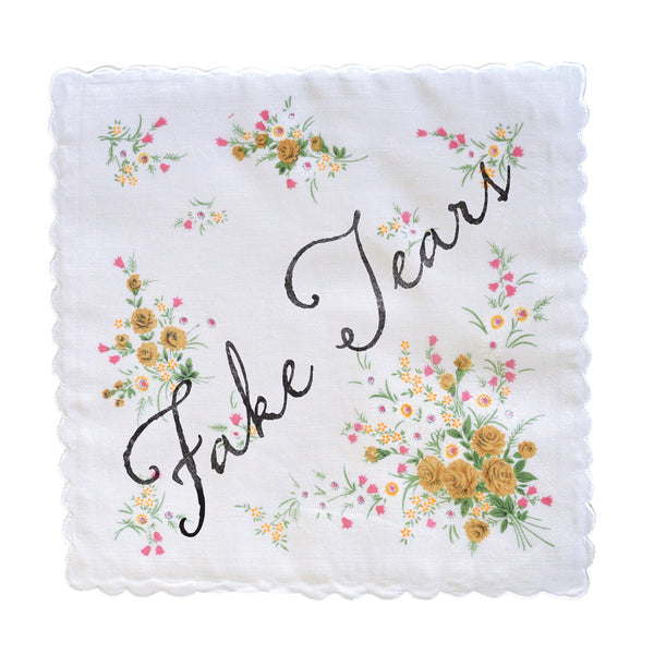 Fake Tears Handkerchief