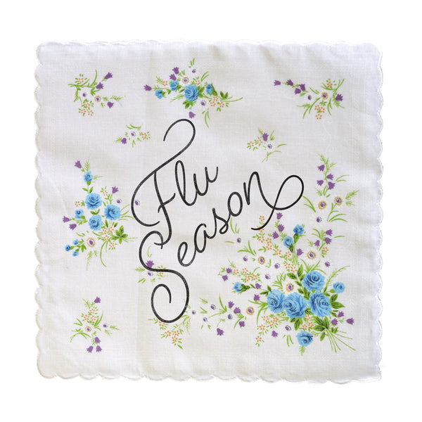 Flu Season Handkerchief