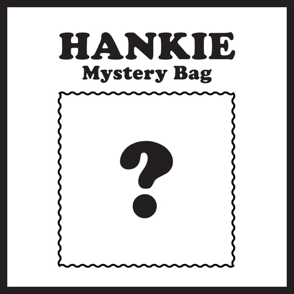 Mystery Handkerchief Bag (Set of Five)